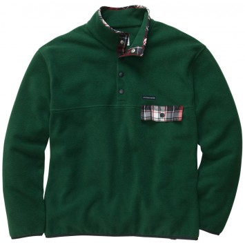 All Prep Pullover - Hunter Green